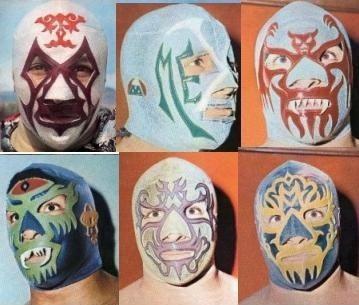 Mil Mascaras, Una Leyenda y sus Mascaras