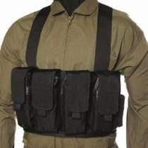 1029 Tactical Blackhawk Pechera Porta Cargadores 55cp01bk