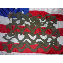Red Camouflage Militar Francotirador Casco Rifle Verde Olivo