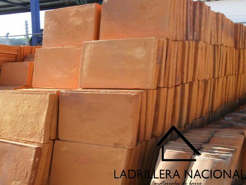 Millar ladrillo tabique rojo tipo cuarter n 40cmx40cmx2 - Tabiques de escayola precio ...