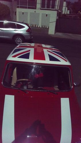 Mini Cooper De Coleccion 1979 Special Edetion Ingles