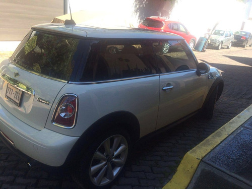 Mini Cooper Pepper 2013 Automatico