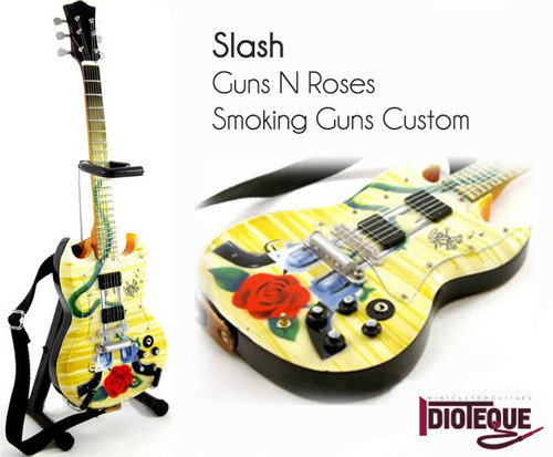 Mini Guitarras Slash Guns N Roses Minicustomguitars