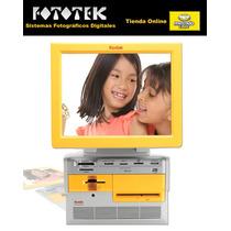Kiosko Kodak G4 Servicio