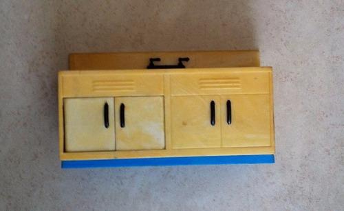 Mini Mueble Cocinatarjafregadero Hasta 15 Marzo  $ 25000 en