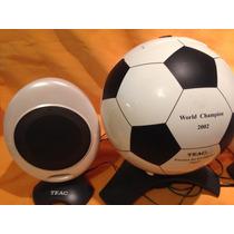 Stereo Forma De Balon 2002 World Champion