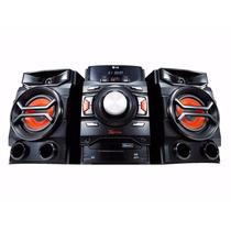 Minicomponente Lg Cm4350 Bluetooth, Nfc, Audio Wireles Sync.