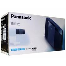 Microcomponente Panasonic Sc-hc19 Nuevo En Remate Barato