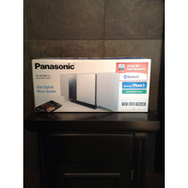 Minicomponente Panasonic Sc-hc38 Cd,usb,bluetooth,ipod,iphon