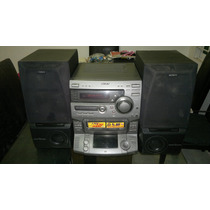 Modular Sony Mod Lbt-dr4,cd 5,tuner,2 Casseteras,funcionando