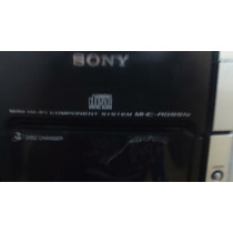 Mini Componente Sony Para Reparar O Partes Mhc-ag551s
