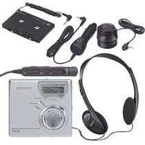 Sony Walkman Netmd Minidisc Mz-n510ck Kit Auto Blister Nuevo