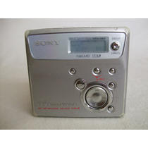 Mini Disc Sony Mz-n505 Tipo R Walkman Reproductor Y Grabador