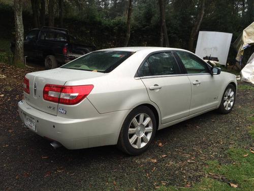 Lincoln Mkz 4p Premier Aut 2007