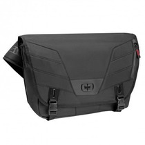 Maletin Ogio Pagoda M Messenger Black Maletin Laptop Bag