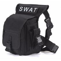 Mochila Para Pierna Táctica Swat/ Campismo