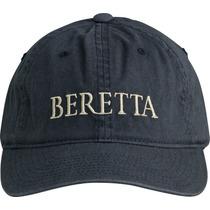 Be30837 Beretta Gorra Cachucha Azul Petroleo Unitalla