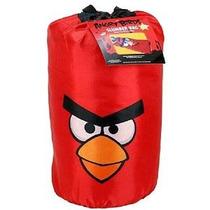 Angry Birds Pijamas Mochila Bolso Rojo Set Dormir