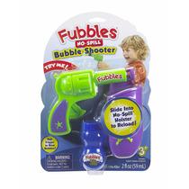 Little Kids Fubbles No-spill Bubble Shooter Pistola