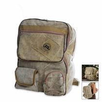 Real Deal Brazil Tarp Belem Backpack (entrega 3 - 4 Semanas