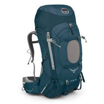 Mochila Backpack Ariel 65 Talla M Azul Osprey Packs