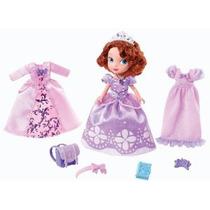 Royal Fashion Doll Disney Sofia La Primera De Sofía Con Vest