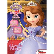 Disney Junior Sofia The First: Un Adorable Princesa Sticker