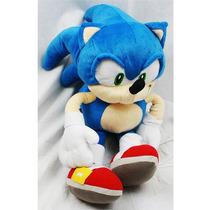 Morral De La Felpa Sonic The Hedgehog De Sonic 18 Sh9267-2