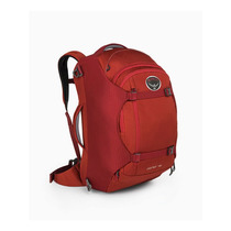 Mochila Backpack Porter 46 Litros Unitalla Rojo Osprey Packs