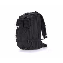 Mochila Militar Backpack Táctica 30 L Negra