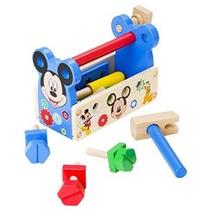 Mickey Mouse Clubhouse Kit De Herramientas De Madera