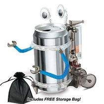 4m Lata Robot W Bolsa De Almacenamiento / Libre