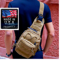 Mochila Tactica Militar Pechera Original Made In Usa