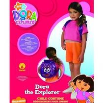 Dora La Muchacha Del Niño Del Traje Explorer - Niño 2-4t