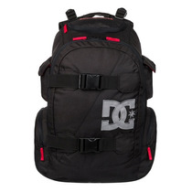 Mochila Backpack Para Hombre Wolfbred Negra Dc Shoes