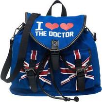 Mochila Doctor Who Original I Heart The Doctor Serie Tv