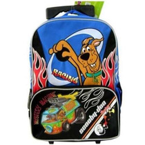 Mochila Misterio Máquina Scooby Doo