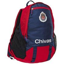 Mochila Del Equipo De Chivas