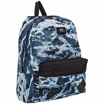 Mochilas Vans Old Skoool 11 Backpack Vn-0000nijow Azul Pv