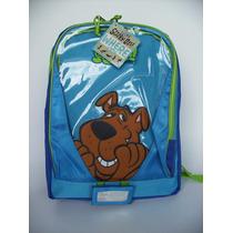 Mochila Escolar Primaria Scooby Doo, Remate, Economica,