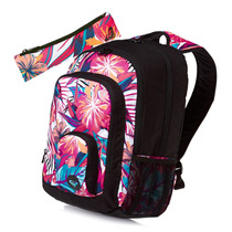 Mochilas Roxy Charger Backpack 100% Original