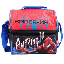 Lonchera Hombre Araña Spider Man Marca Ruz Original Hm4