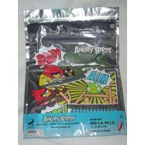 Angry Birds Morral Original Y Nuevo Y Al Mejor Precio Real