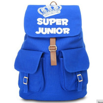 Mochila Super Junior Kpop Original