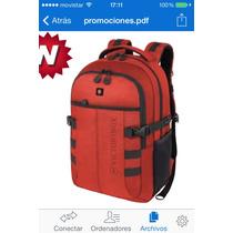 Nueva Backbag Cadet Vx Sport Victorinox Disp Portatil 16