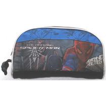 Lapicera Estuchera Estuche Spiderman Spider-man Ruz