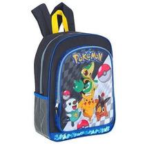 Mochila Pokemon 16 Inch Puffy Graphics Backpack