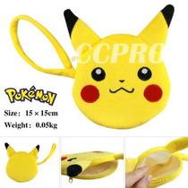 Monedero Anime Pokemon Pikachu Y Otros
