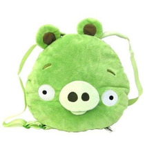 Mochila Angry Birds De Felpa Piglet