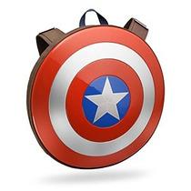 Mochila Escudo Capitan America Original Marvel